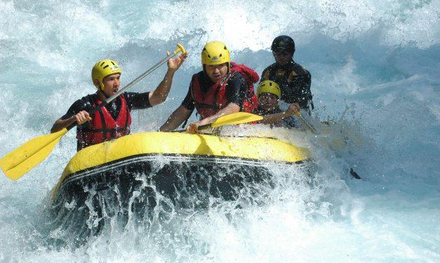 Rafting En El Río Esera. Tramo Largo