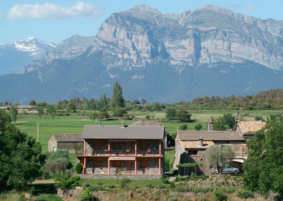Casa Ramiz. Sarratillo-Ainsa