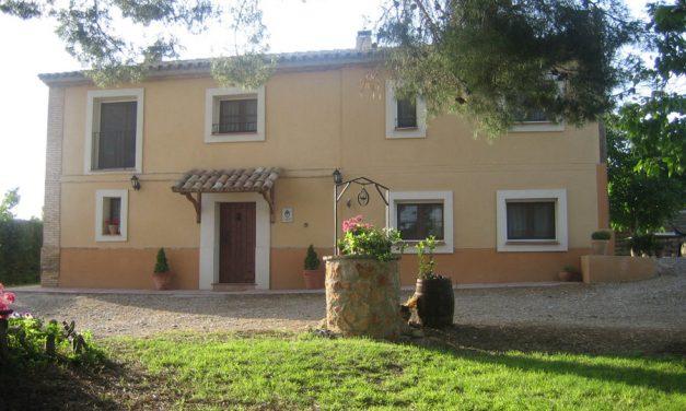 Casa La Franja en La Litera