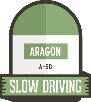 slow driving Aragón